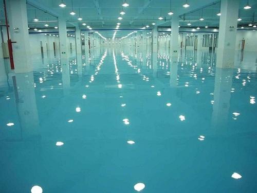 環氧水性環保地坪