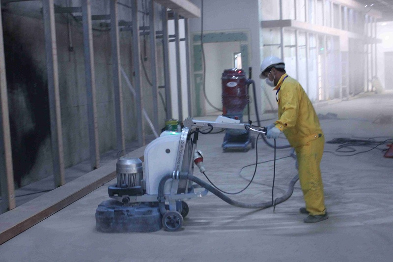 环氧地坪施工技术标准