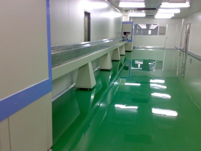 工业地板漆品种