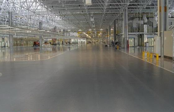 优质耐磨地坪着重是要有过硬施工技术